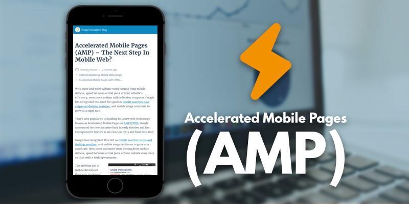 Website Ready for AMP