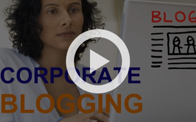 Branding Videos - Corporate Blogging Tip