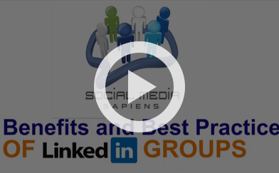 Branding Videos - Tips on LinkedIn Group.