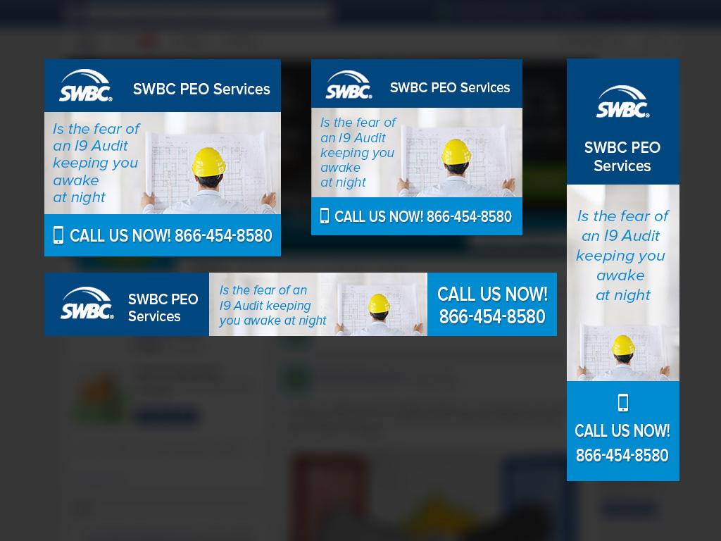 SWBC PEO Services