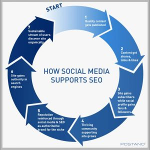 Social Supports SEO